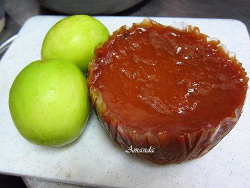 年糕水果捲-甜年糕創意料理 甜年與棗子.JPG