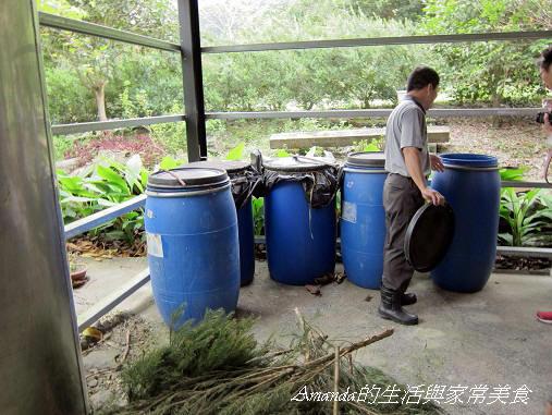 東風有機農場-有機發酵除蟲
