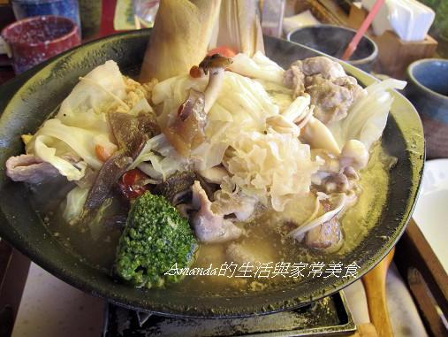 桃樂絲-竹筍養身鍋 (2)