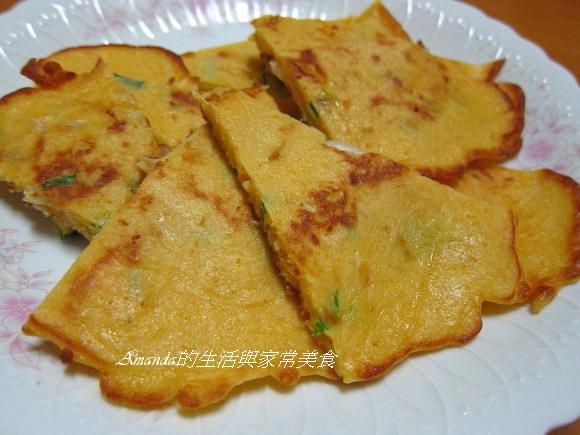 黃金泡菜煎餅 (1)
