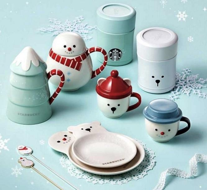 韓國星巴克2015年聖誕商品情報part2(Starbucks最佳伴手禮)