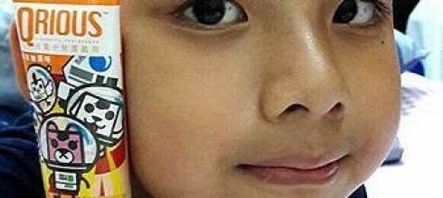 (牙膏)給我的寶貝小外甥首選牙膏兒童紫錐菊護齒牙膏~推薦給你們家寶貝!!