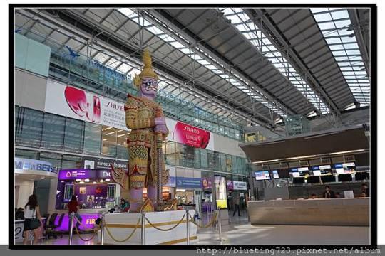 泰國曼谷《蘇汪納蓬機場Suvarnabhumi》1.jpg