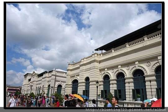 泰國曼谷《大皇宮》歐式建築.jpg