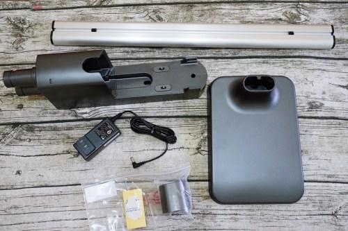 開箱 LG CordZero A9+ 快清式無線吸塵器 吸力強 乾淨 x 輕鬆 x 耐用 再升級6.JPG