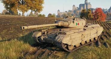 【Game】戰車世界1.0線上遊戲  大螢幕就是過癮的全新聲光視覺饗宴
