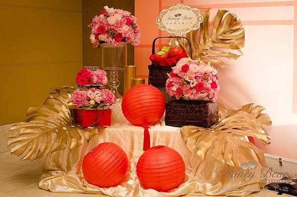 哈妮熊蘇州粉橘色現代中國風主題婚禮@國賓國際廳-5562.jpg