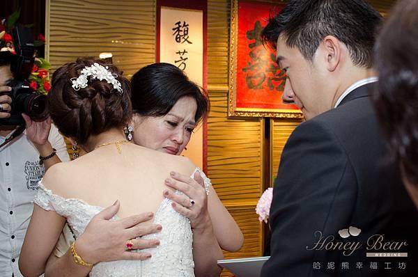 哈妮熊清新粉嫩儀式亭主題婚禮-8151.jpg