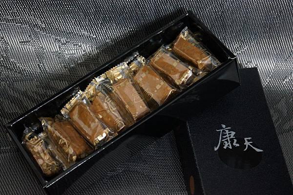 康天-手工黑糖牛軋糖(試吃)
