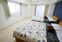22平方米1臥室公寓(新宿) - 有1間私人浴室 New Sale Access Shinjuku Cozy Room303 Max4pp