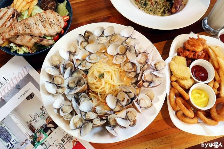 1546205483 2140131354 - 熱血採訪|諾諾索義式料理,超狂戰斧豬排、大啃鬼爪肋排還有爆量蛤蠣