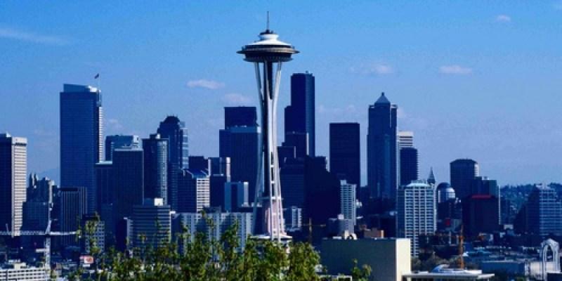 Sleeping in Seattle...我在西雅圖睡大覺
