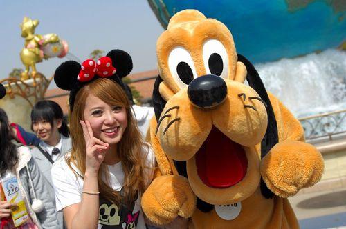 永遠的迪士尼…..關於米奇與米妮