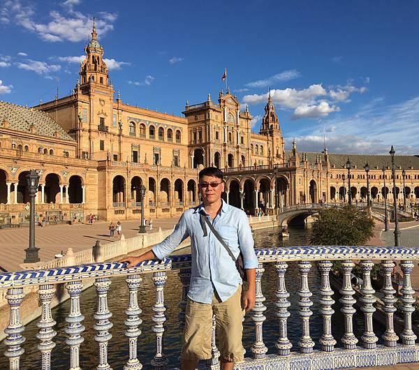 Day 04-西班牙【塞維亞Sevilla】2016歐洲西葡之旅