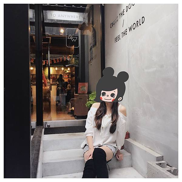 [台北美式餐廳]PinPin&ViVi的咖啡廳浪漫小約會-Anywhere Cafe & Travel