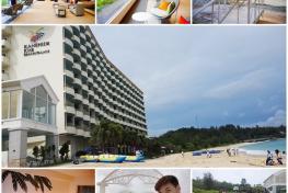 金秀喜瀨海灘皇宮酒店 Kanehide Kise Beach Palace