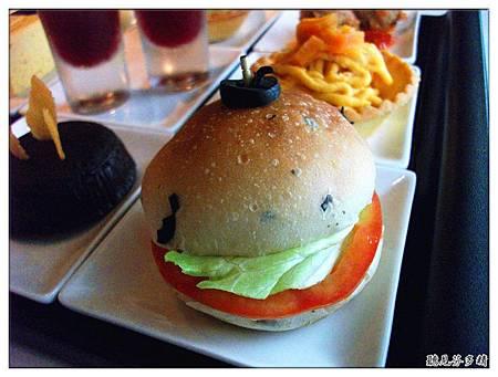 佛卡夏小漢堡