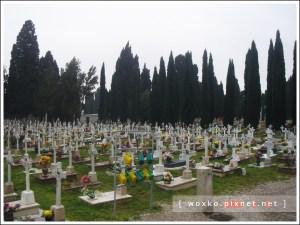[ 義大利威尼斯 Venice ] 潟湖小島(一) 威尼斯的墓地 – 聖米伽勒島San Michele
