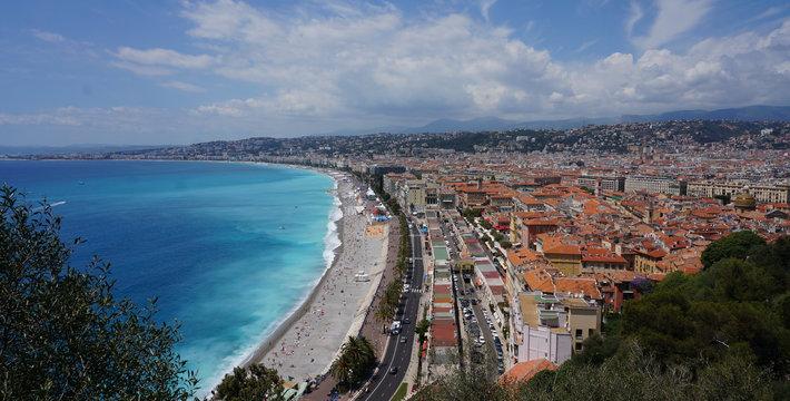 尼斯-南法蔚藍海岸的明珠 - 窮游網