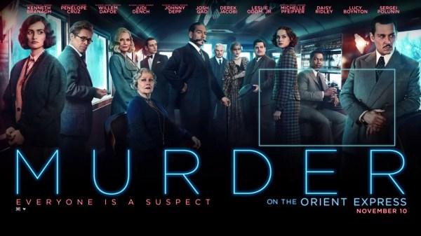 Убийство в Восточном Экспрессе/ Murder on the Orient ...