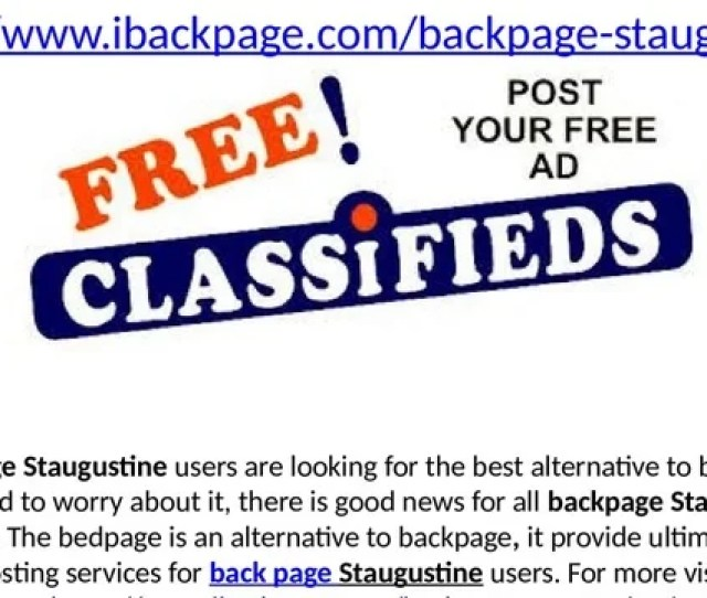 Backpage Staugustine Site Similar To Backpage Alternative To Backpage  D1 81 D0 Bc D0 Be D1 82 D1 80 D0 B5 D1 82 D1 8c  D0 Be D0 Bd D0 Bb D0 B0 D0 B9 D0 Bd  D0 B2 D0 B8 D0 B4 D0 B5 D0 Be  D0 Be