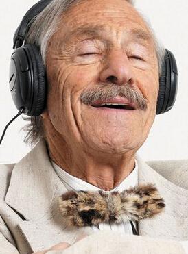 老年癡呆癥 老人多聽兒歌可防治癡呆癥 - 天天健康