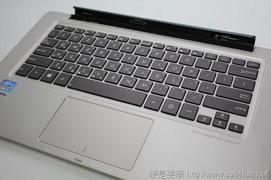 [評測] ASUS Transformer Book TX300CA 平板+筆電一次滿足的優質選擇 IMG_0456