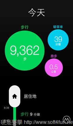 知名 iOS 運動APP Moves 支援 M7 協同處理器,耗電節省40% screen568x568-2