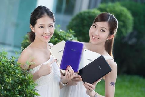 華碩推出 MeMO Pad 8 (ME181C) 與變形平板 TF103C clip_image001