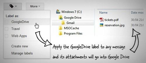 自動把 Gmail 信件附加檔存到 Google Drive 指定資料夾 gmail_to_google_drive