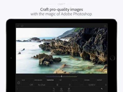 專業修圖軟體 Adobe Lightroom iOS 版完全免費啦! screen480x480