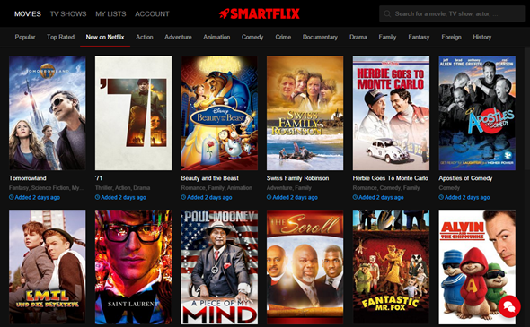 Smartflix:讓 Netflix 突破區域限制,播放世界各地的影片、影集 smartflix-3