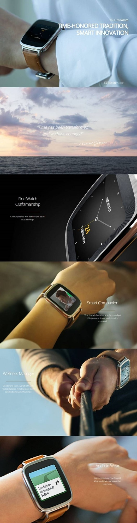 華碩首款智慧型手錶 ZenWatch 現蹤香港!售價低於預期 zenwatch_HK