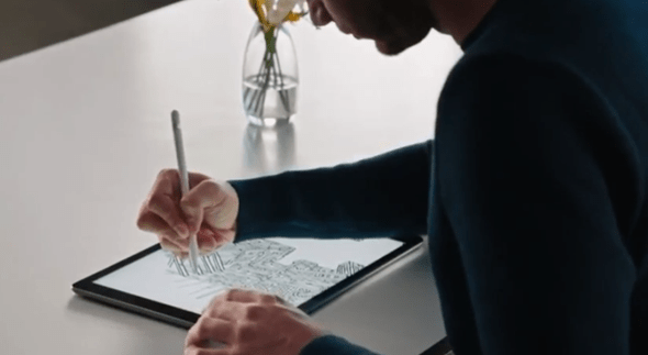 新週邊: iPad Pro 專屬的 Smart Keyborad、Apple Pencil apple-event-045