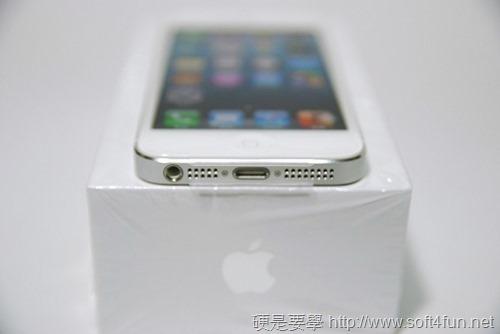 [開箱] 沒掉漆的白色 iPhone 5 32GB DSC_0039