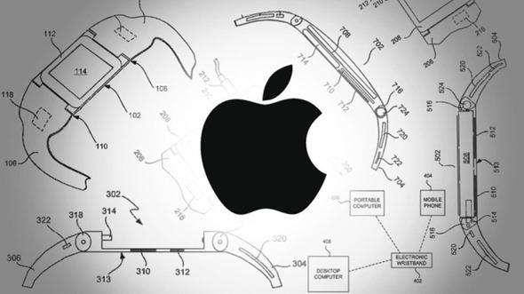 不叫 iWatch 了!蘋果新專利 iTime 曝光,遠比傳說中的 iWatch 強悍 iTime_1_3