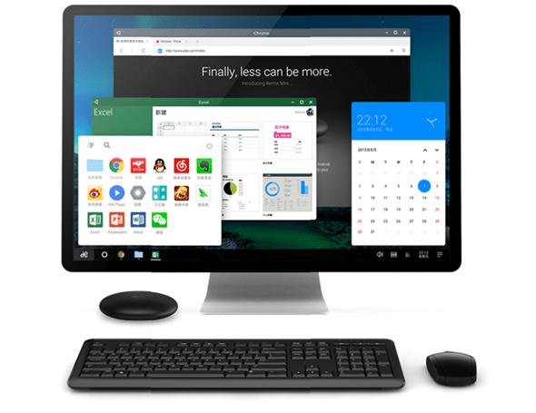 來了!首款真視窗化 Android 電腦 Remix Mini 開放預購 img-1
