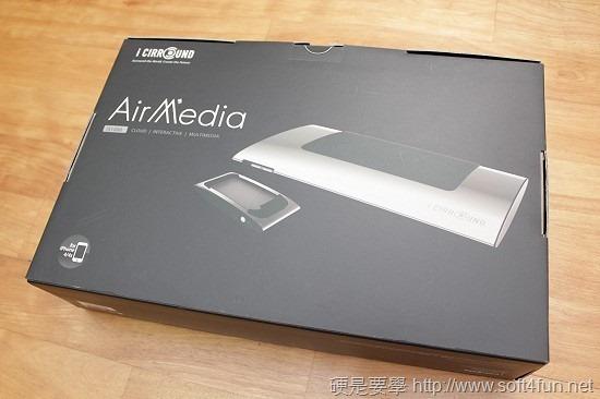 免Wi-Fi輸出iPhone畫面到電視:AirMedia雲端互動多媒體機 clip_image001