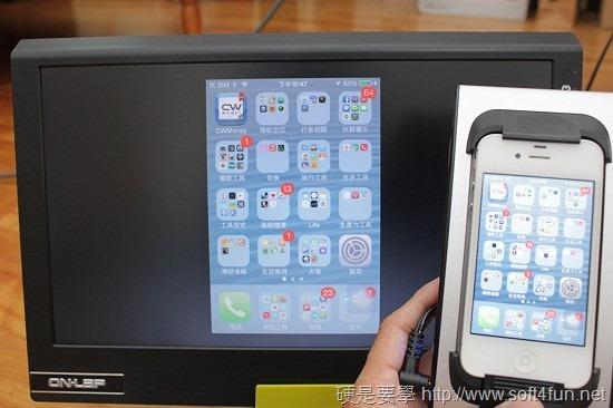 免Wi-Fi輸出iPhone畫面到電視:AirMedia雲端互動多媒體機 clip_image012