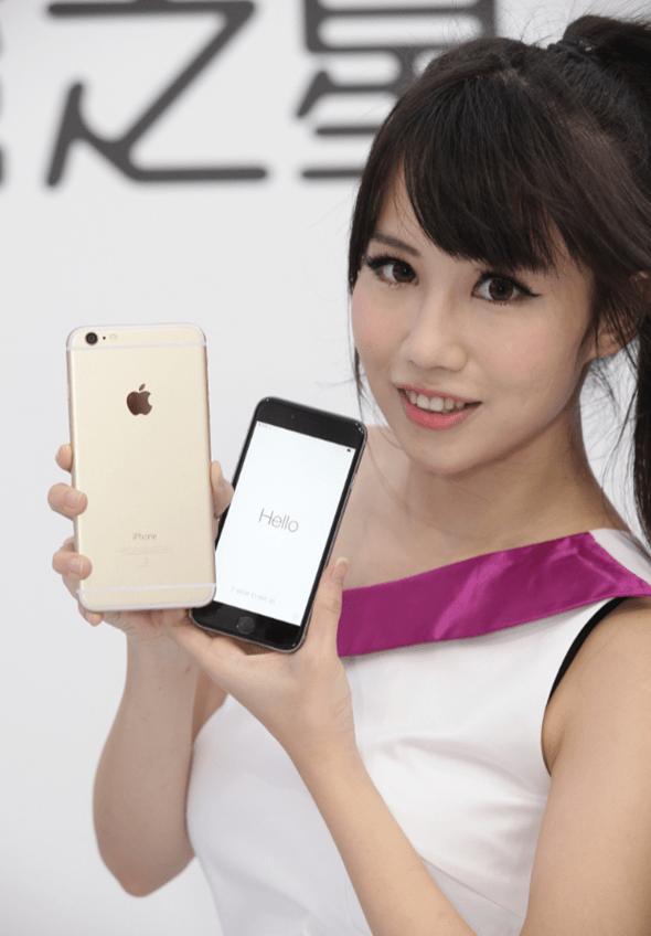 瘋了? 台灣之星 iPhone 6s 首賣會,容量規格免費升級現賺4000 image