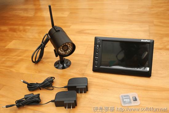 超簡易安裝無線監視錄影機 SecuFirst DWS-B011(具防水、夜視功能) dws-b001-017