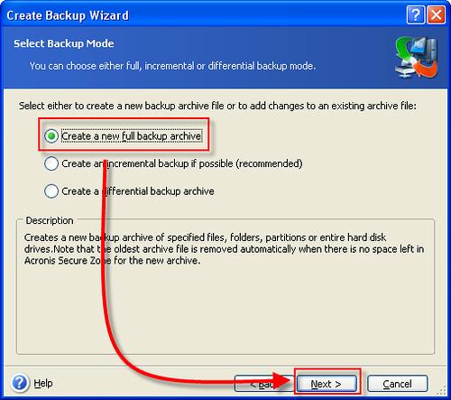 [系統工具] 上網掛MSN樣樣來,備份硬碟免重開機 - True Image 1145682394_bf06915cde