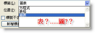 [Word技巧] 簡簡單單讓Word自動「生」出目錄 - 圖表目錄篇 745413069_83b4004080_o