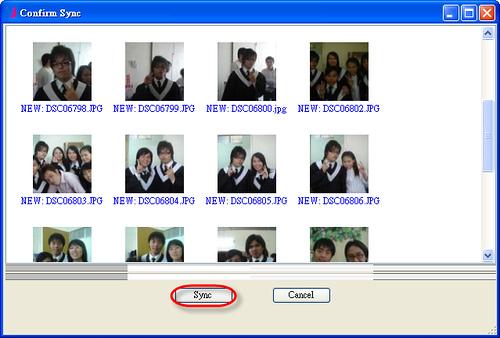 [檔案工具] 讓相簿資料夾與Fickr的Set同步更新 - FlickrSync 1285293001_f8cef956f6