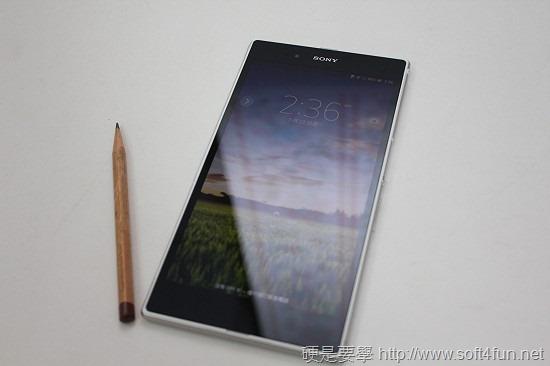 超高CP值 Sony Xperia Z Ultra 6.4吋防水旗艦機評測(陳柏霖代言) clip_image001