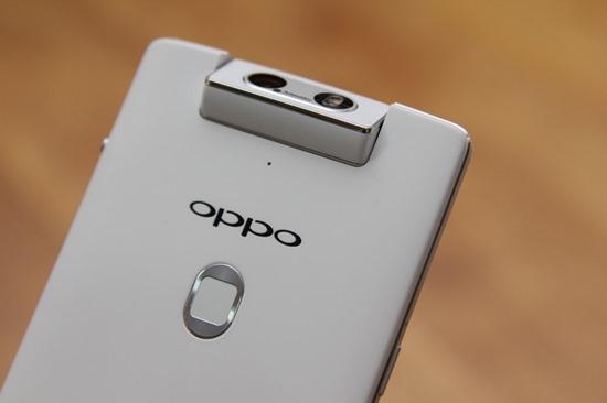 OPPO N3 翻轉鏡頭自拍神機+R5超薄手機開箱評測 OPPON3R545