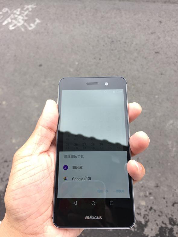 7000元有找,InFocus M808 4G全頻雙卡雙待手機開箱,金屬機身超高性價比 IMG_8948