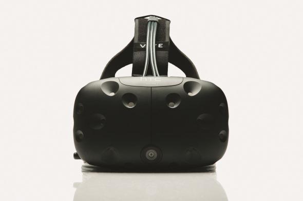 HTC Vive Pre頭戴式裝置