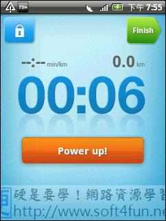 【Andorid程式推薦】健身、練體能必備,用GPS定位的跑步達人(RunStar) android_runstar05