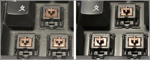 FILCO Majestouch Tenkeyless 鍵盤 + DIY鍵帽 + 清潔組 filco05
